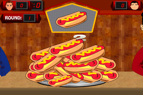 Screenshot Hot Dog Pig