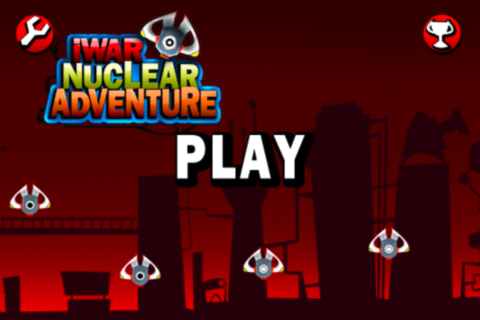 Screenshot iWar Nuclear Adventure