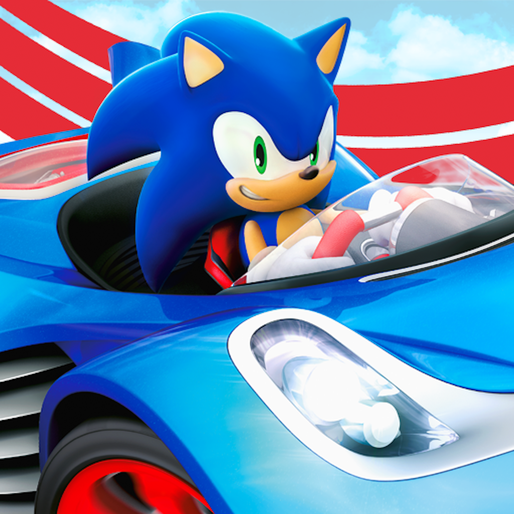 Sonic & All-Stars Racing Transformed by SEGA icon
