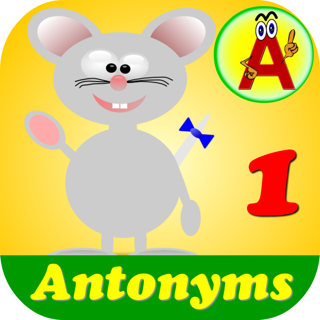 First Grade Antonyms